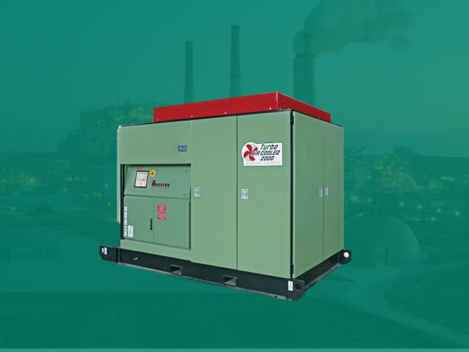 Compressed Air Rental Gives Texas Power Plant Confidence To Power Through Dog Days of Summer