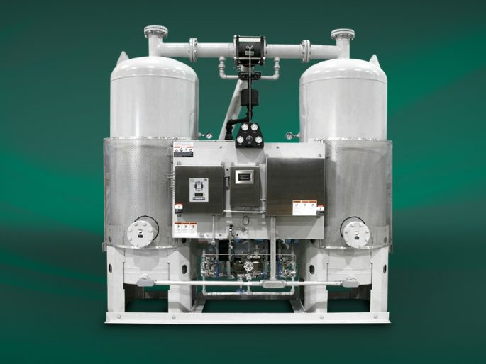 How Operations with Heated Regenerative Dryer Systems Can Save 4 Times (or More) on Energy Costs