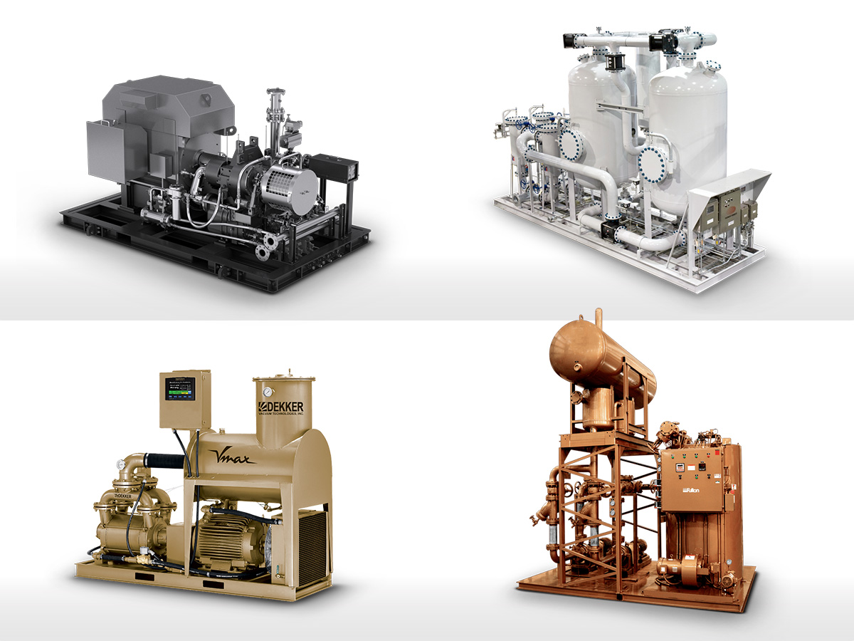 How To Solve Reliability Issues With the Right Compressed Air and Process Equipment for Your Facility