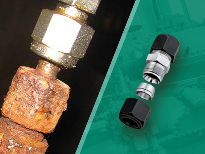 To Win the Battle Against Corrosion, Start by Selecting the Right Fitting Material for Your Operation