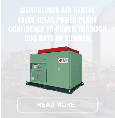 compressed air rental
