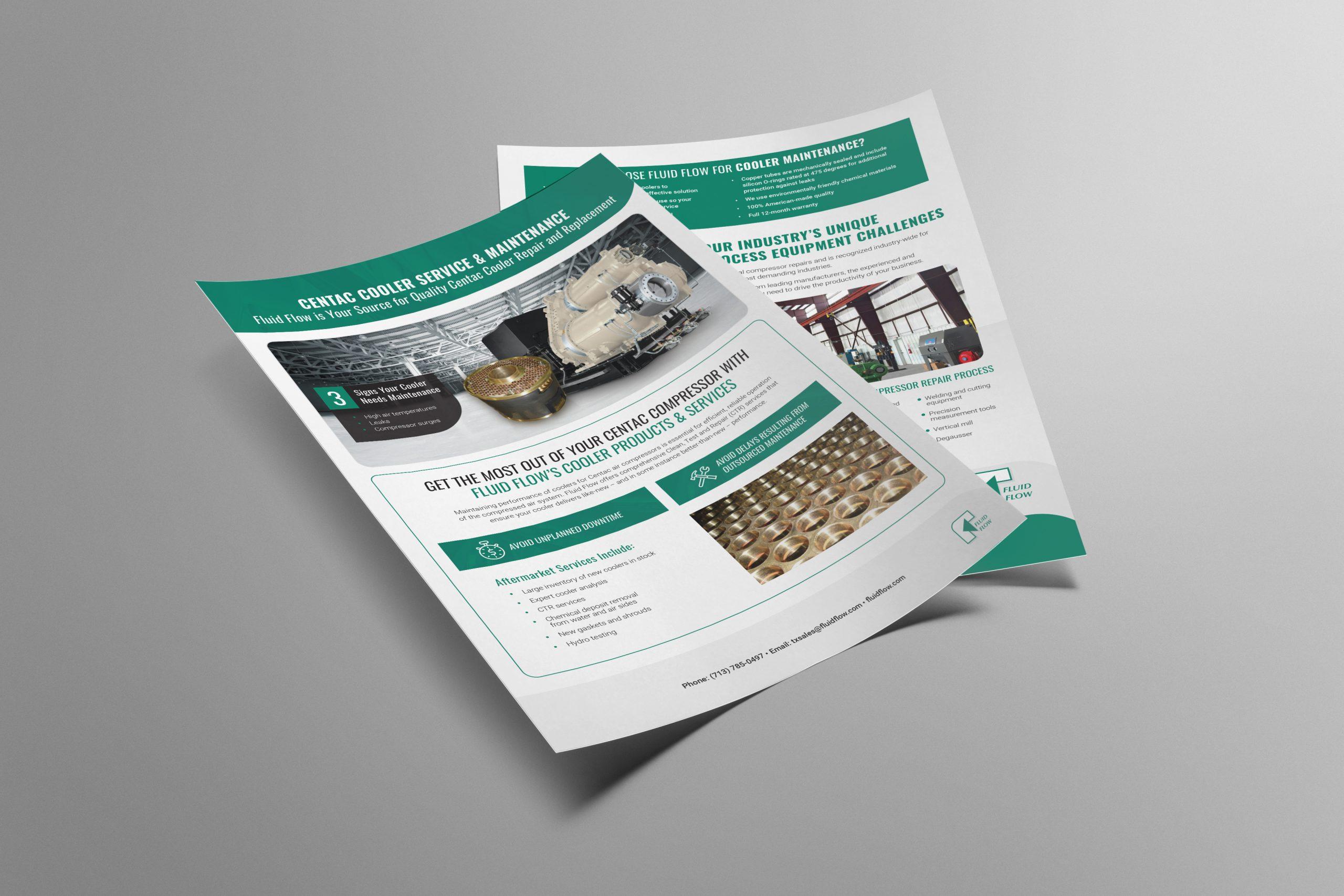 Brochure: Solving Your Centac Cooler Service & Maintenance Issues
